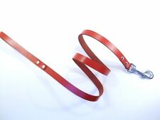 Leather Dog Leads Leash Champion Heavy Duty