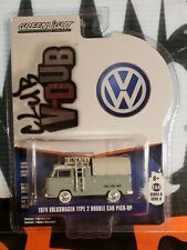 2019 GREENLIGHT CLUB V-DUB 1974 VOLKSWAGEN TYPE 2 DOUBLE CAB PICK-UP #29940-D