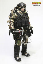 """1/6  Very Hot US Navy Seal Polar Mountain Striker Jungle Suits F 12"""" Male Figure"""
