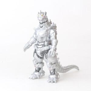 """Mechagodzilla Godzilla 2018 Movie Machine Dragon Silver Monster 7"""" Action Figure"""
