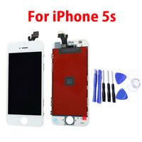 Genuine LCD Display Glass Touch Screen Digitizer Assembly Repair For iPhone 5S