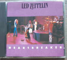 Led Zeppelin – Heartbreaker Rare Pressed Live cd 1971 Classic Rock Page Plant