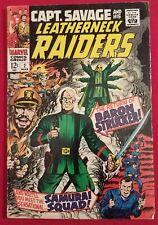 Captain Savage And His Leatherneck Raiders  #2 Mar, 1968 - Marvel