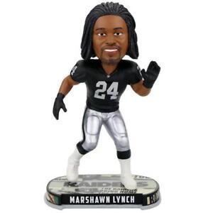 Marshawn Lynch Oakland Raiders Headline Special Edition Bobblehead NFL