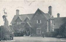 Postcard Trentham inn longton 1905 11