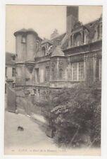 France, Caen, Hotel de la Monnaie LL 10 Postcard, B235