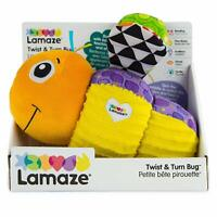 LAMAZE Twist & Turn Bug Baby Toy - 9 Months + New & Boxed