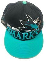 San Jose Sharks NHL New Era Snapback Hat