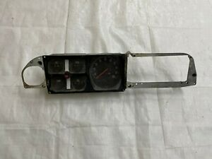 1975-1980 Dodge Truck Dash Gauge Cluster Instrument Panel Speedometer Fuel Oil