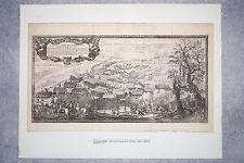 DAHLBERG. CONFLICTUS INTER SVECOS ET LITHUANOS DIMIDIO AB URBE SANDOMIRIA. 1656.