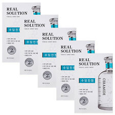 MISSHA Real Solution Tencel Sheet Mask 25g - Soothing 5pcs free gifts