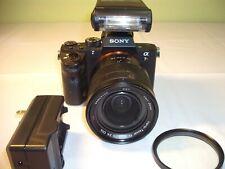 Sony Alpha A7R II 42.4 MP Mirror-less Digital Camera -Varlio T 4/24-70 OSS LENS