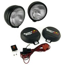 "5"" Round HID Off-Road Fog Light Kit with Harness 35 Watts Rugged Ridge 15205.52"
