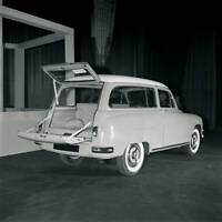 1955 Simca Messagere OLD CAR ROAD TEST PHOTO