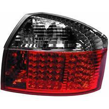 Paar scheinwerfer rücklichter TUNING AUDI A4 00-04 LED cristal rot schwarz