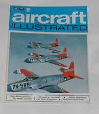 AIRCRAFT ILLUSTRATED AUGUST 1971 - EXPORT GLADIATORS/50 YEARS OF THE RAAF