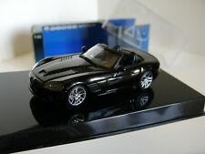 1/43 DODGE VIPER SRT-10 2003 CONVERTIBLE BLACK by AUTOART