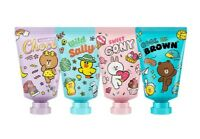 Korea LINE Friends x Missha Brown Cony Sally Choco Hand Cream Mascot Gift