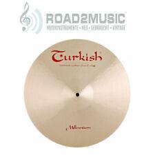 """TURKISH CYMBALS  Millenium Series 20"""" Ride  • handhammered & handpicked •"""