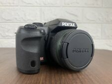 PENTAX Pentax X X-5 16.0MP Digital Camera Black Currently Not Turning On Unknown
