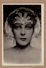 #2 Norway 1928 Sarony National Types of Beauty tobacco card