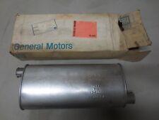1968 1969 1970 71 1972 Buick Skylark GS Special 350 NOS Muffler 1394175 1382346