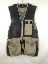 Redhead mens hunting vest 2xl / 3xl mesh expandable pockets draw cord waist NWOT