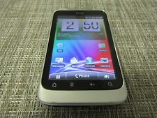 HTC WILDFIRE S - (UNKNOWN CARRIER) CLEAN ESN, WORKS, PLEASE READ!! 22105