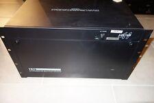 IRP SYSTEM 41 DJ-4100A Voice-Matic AUDIO MODULAR MATRIX MIC MIXER w/ Cards