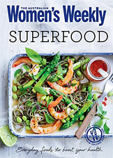 Superfood (The Australian Women's Weekly Minis), Good Condition Book, , ISBN 174