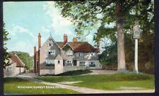 Dorset Arms Hotel, Withyham. 1910 Vintage Postcard. Free UK Postage