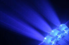 250 pcs UV LED HIGH POWER 10MM 5 CHIP 40000mcd / 40Kmcd 0.5W Ultraviolet