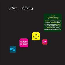 Ame - ... Mixing - CD NEUWARE OVP - TECHNO TECH HOUSE DEEP HOUSE - TBFWM