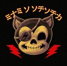 Comic Cat Aufkleber Sticker Katzen Tiere Fun Lustig Japan Manga ca. 10x10 cm
