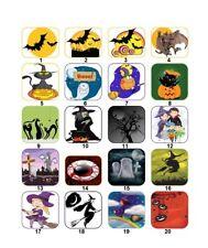 Personalized Return Address Halloween Labels Buy 3 get 1 free (hal2)