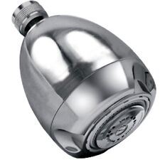 Earth Massage Shower head Water Saver Low Flow! 1.5 gpm
