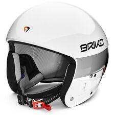 Briko Vulcano FIS 6.8 Ski Helmet White Ash