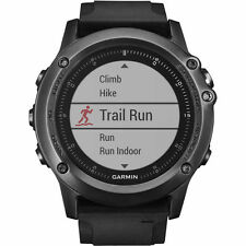 NEW GARMIN FENIX 3 HR GPS FITNESS RUNNING WATCH SAPPHIRE
