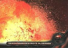 Star Wars Galactic Files Reborn Galactic Moments Chase Card GM-1 Death Star des