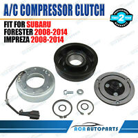 AC A/C Compressor Clutch Repair Kit Coil Pulley 73111-SA010 for Subaru Forester