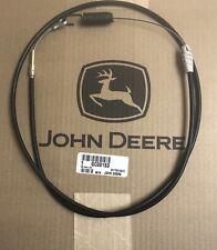 JOHN DEERE OEM TRACTION CONTROL CABLE GC00153  JS63 JS63C JS63E