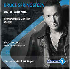 Bruce Springsteen Booklet München 17.06.2016