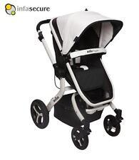 Br New Safe InfaSecure Arlo Vogue Stroller Baby Kid Pram Reversible Handle Ivory