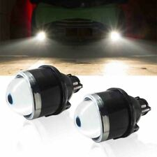 2pc 3.0'' Fog Lights HID Bi-xenon Projector Lens Waterproof Car Retrofit Upgrade