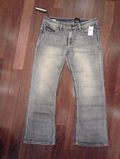 BRAND NEW BUFFALO Mens Gibson bootcut jeans 32x30 36x30 38x30 40x30 42x30 BOOT