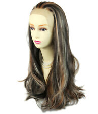 Wiwigs Amazing Lace Front Blonde & Brown & Red Straight Long Ladies Wigs UK