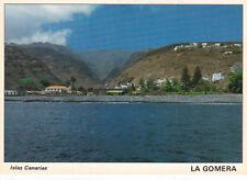 Playa Santiago La Gomera Postcard Unused VGC