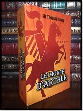 Le Morte D'Arthur Sir Thomas Malory Brand New Hardback Gift Edition King Arthur