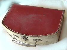 """""""valise"""" pour jouets 1950-1960 - boîte en carton : 24,5 x 17 x 7,5 cm - bon état"""
