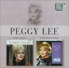 Peggy Lee - In Love Again in The Name Of Love CD #G1993855